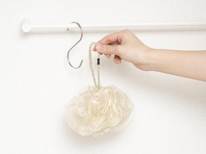 便於收納、預防發霉的附繩款式