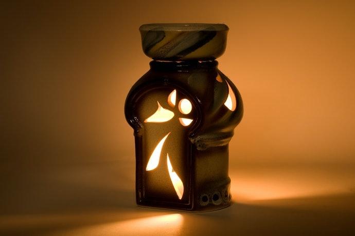 加熱型:香味柔和,營造療癒氛圍