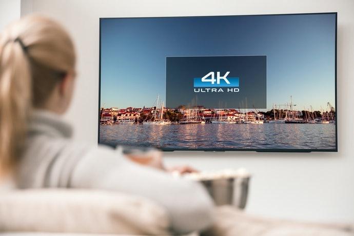 注意漸漸平價的4K電視