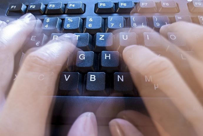 打字聲較大但非常耐用的「機械式鍵盤」