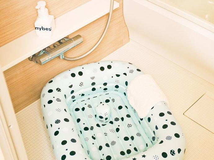 嬰兒浴盆的必要性