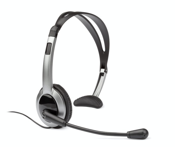 耳戴式麥克風:具備可通話的便利功能