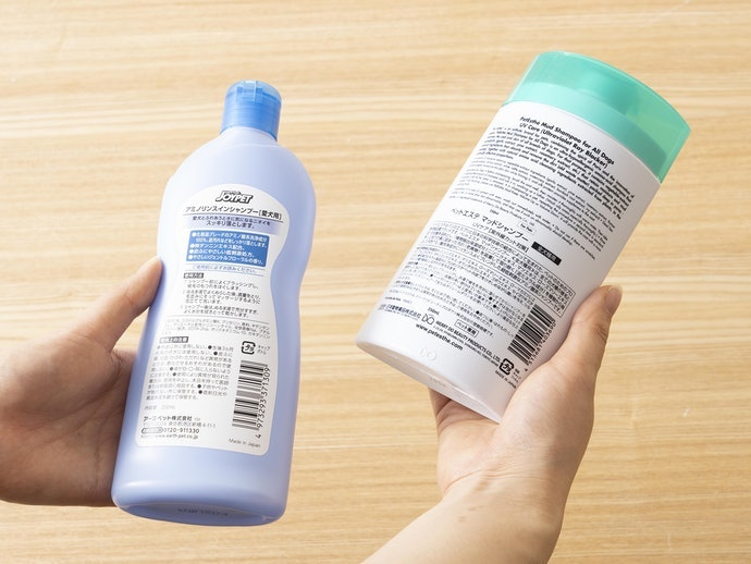 無添加色素、香料能減少對肌膚產生危害