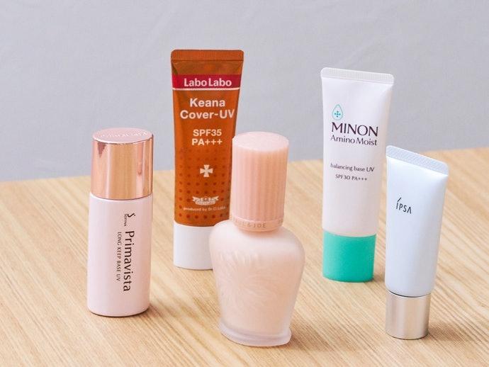 妝前乳/隔離霜的效果與功能