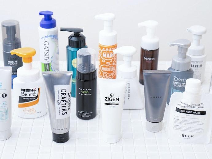 實測15款日本必買人氣乾燥肌適用男士洗面乳