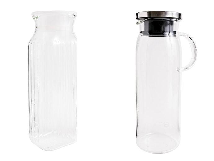 玻璃:衛生且能長久使用