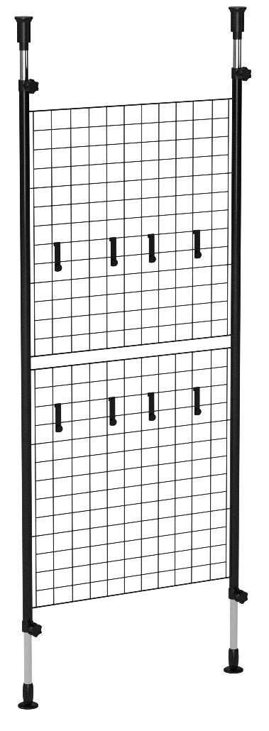 鋼製屏風:實用性十足