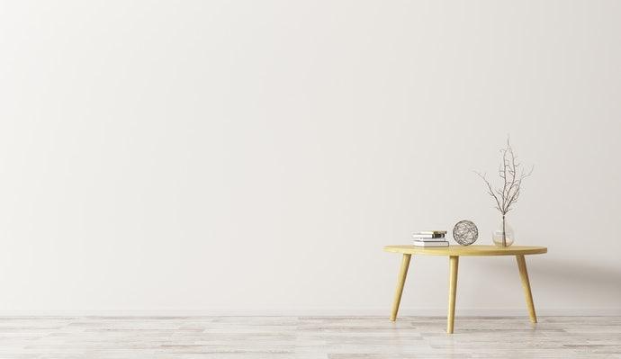 選擇喜愛的桌面形狀