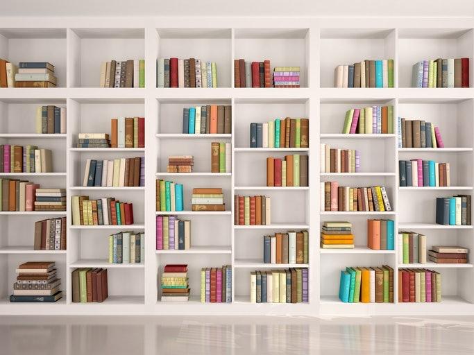 愛書者莫錯過分類及書櫃功能