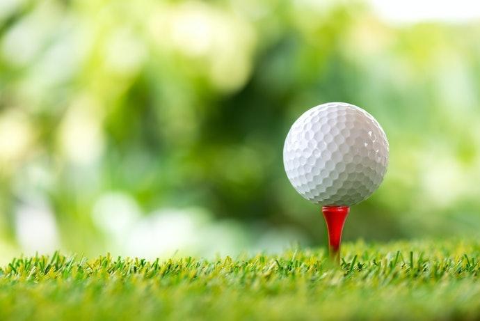 高爾夫球的差異