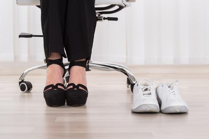通勤用:減壓、不易疲勞的鞋款