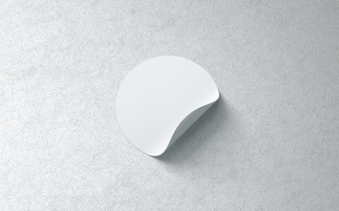 黏貼式止滑墊:一張貼紙即可止滑
