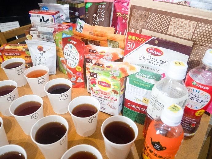 開箱35款人氣日本南非國寶茶