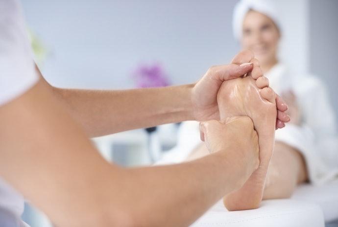 按摩腳底穴道時,為什麼會感到疼痛呢?