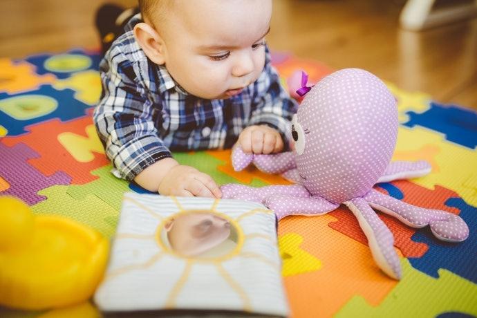 益智玩偶:寓教於樂,有助於促進成長發育