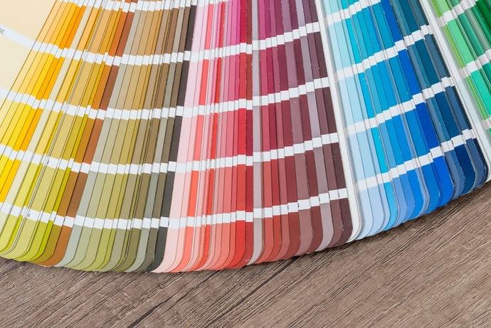 選擇容易搭配的顏色