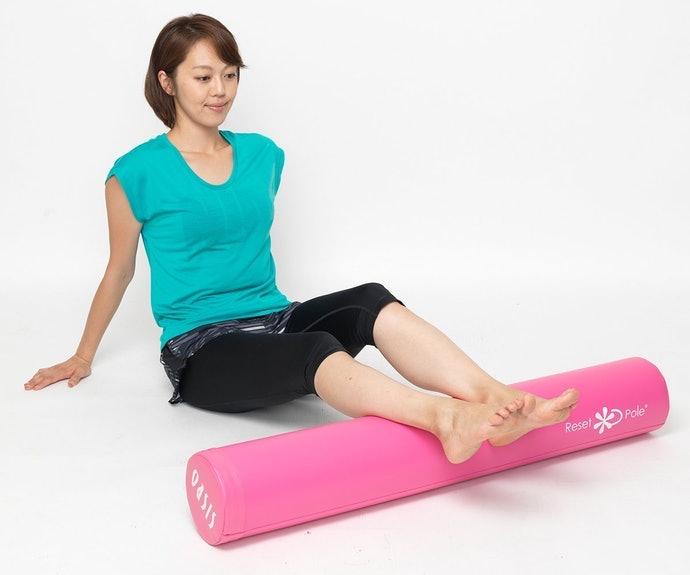 腳尖擺動運動:有助放鬆髖關節