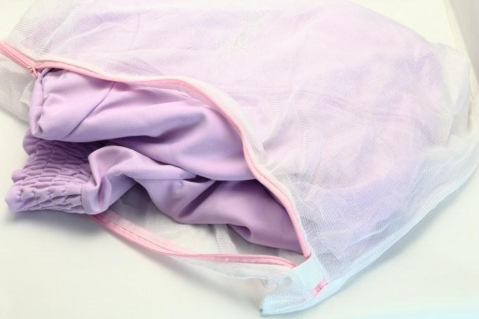 使用洗衣袋的優點