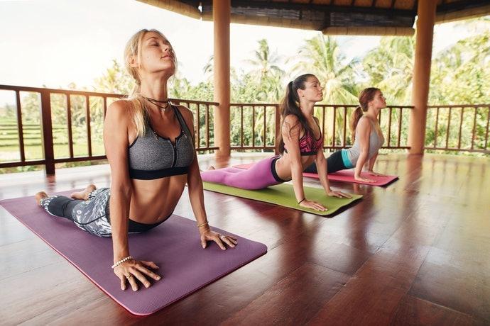 放鬆身心:伸展為主的瑜珈動作