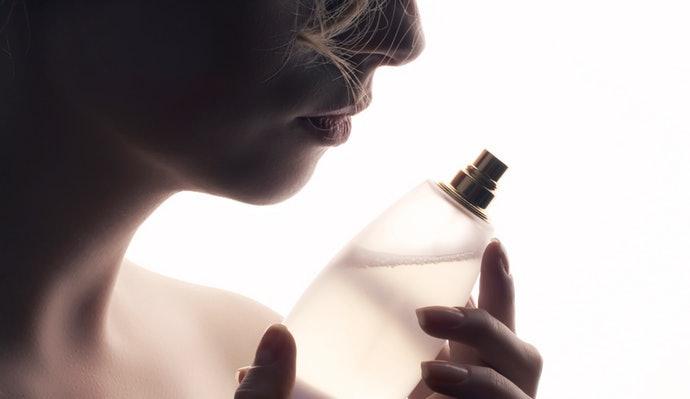 選擇喜歡的香味也很重要