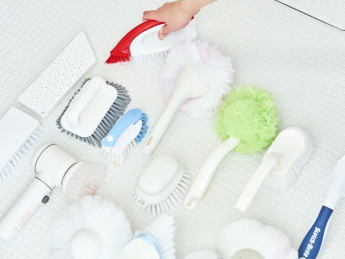 實測18款日本必買人氣浴室清潔刷