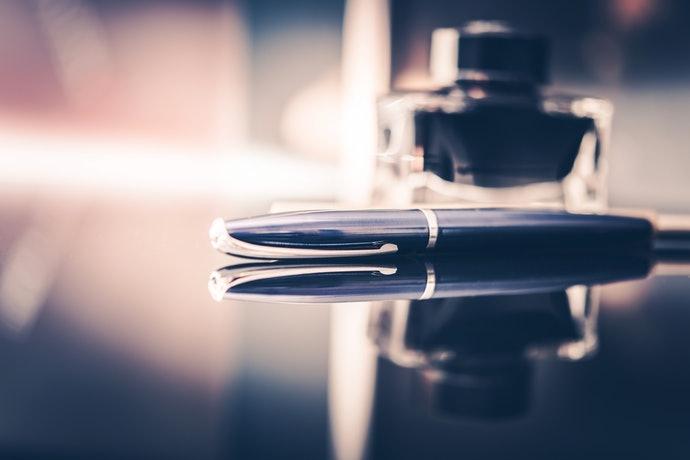建議優先選擇與鋼筆同品牌之商品