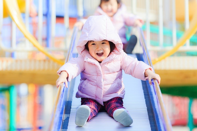 幼兒期:不論何種款式外套都 ok
