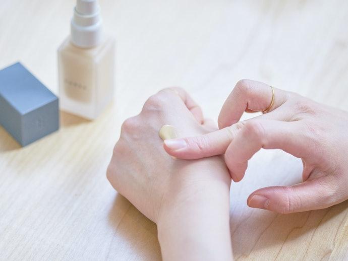 質地延展性高能降低肌膚負擔