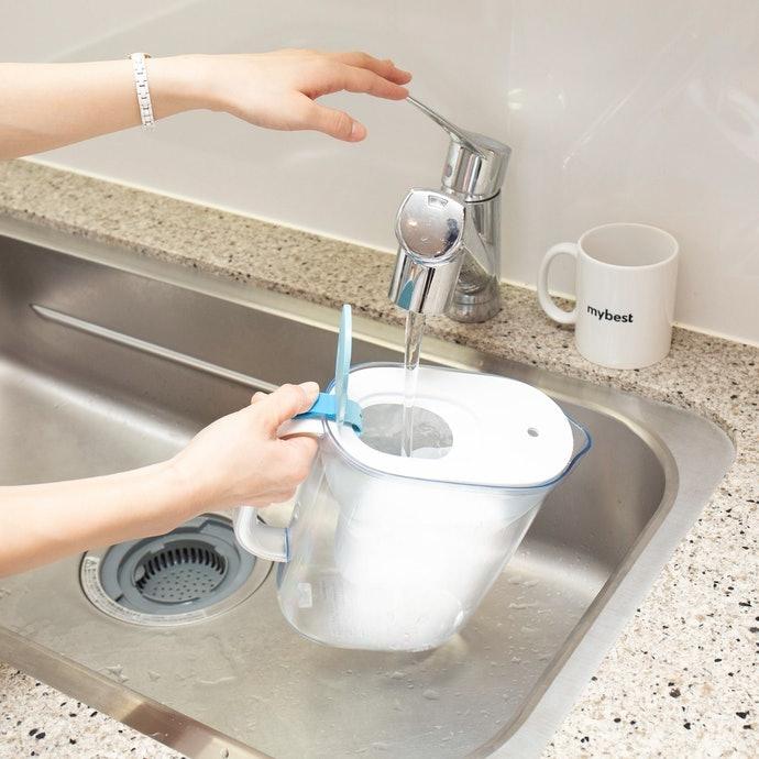 濾水壺使水質更加清甜可口