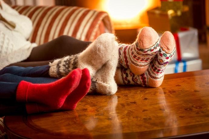 足部保暖為優先:選擇高保溫的材質