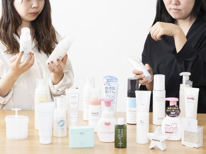 開箱33款人氣敏感肌適用洗面乳