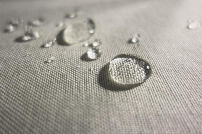 撥水加工:耐髒易擦拭