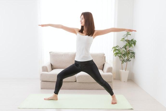 使用瑜珈墊減少噪音