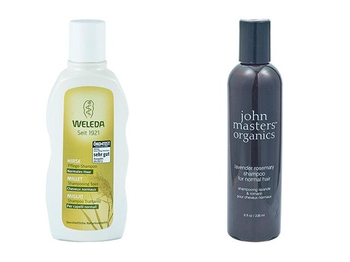 【評比結果】海外製的有機洗髮精難逃乾澀問題
