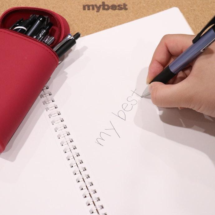 筆桿的粗細、形狀與材質會影響「握筆服貼度」