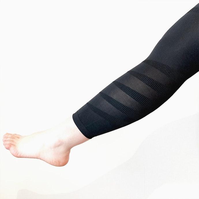 並未引起肌膚問題!但不適合搭配會露出腳踝的衣服