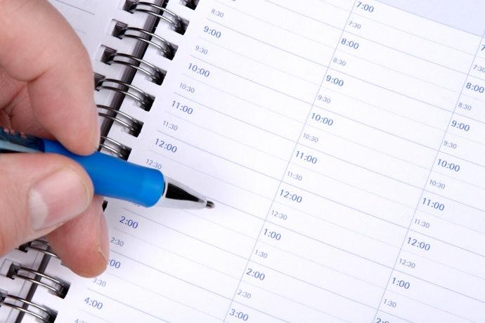 週記型:便於管理工作,適合商務人士使用