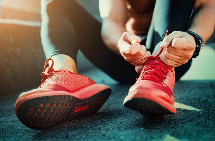 慢跑鞋墊的輔助效果
