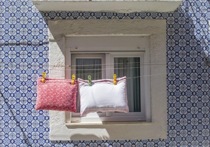 中空管枕:透氣性極佳不易下陷或變薄