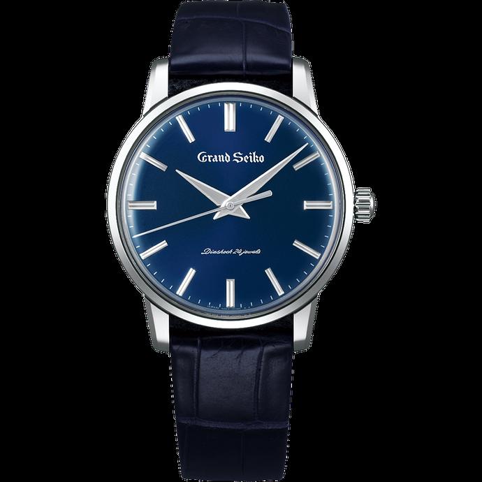Grand Seiko:技術的頂峰,完美的旗艦錶