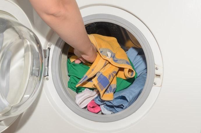 保護其他一同洗滌的衣物