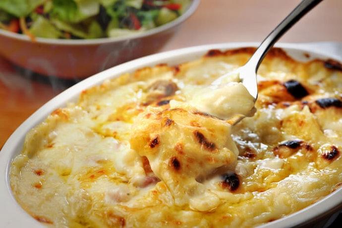 小份量包裝:最適合製作焗烤或義大利麵等餐點