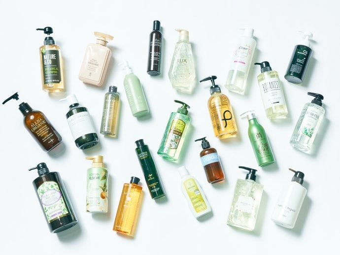 開箱23款人氣植物性洗髮精