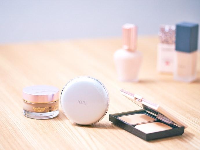 依據膚質及膚況選擇底妝產品