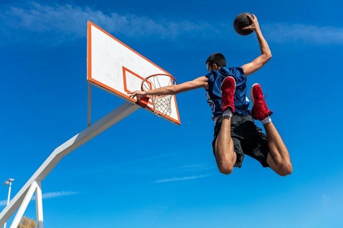 籃球鞋是比賽的幕後功臣