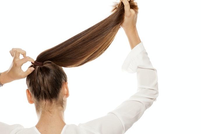 粗硬髮質:「柔亮系列」的直順洗髮精最理想