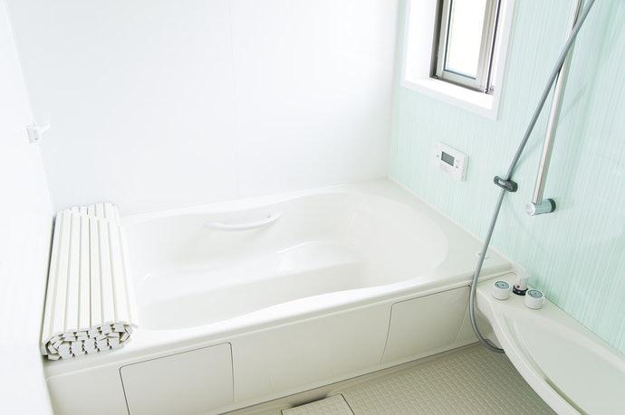 確認適用的浴缸