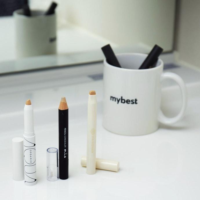 遮瑕筆:適用於細小、顏色淺的黑斑和雀斑
