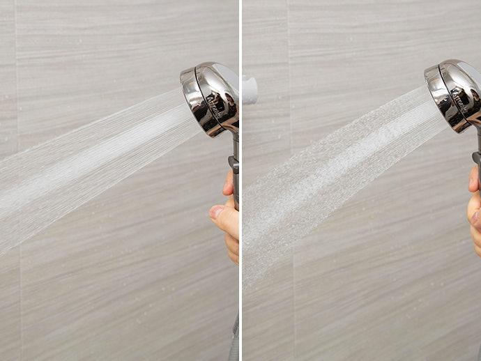 水流調節功能:配合家人與日常需求