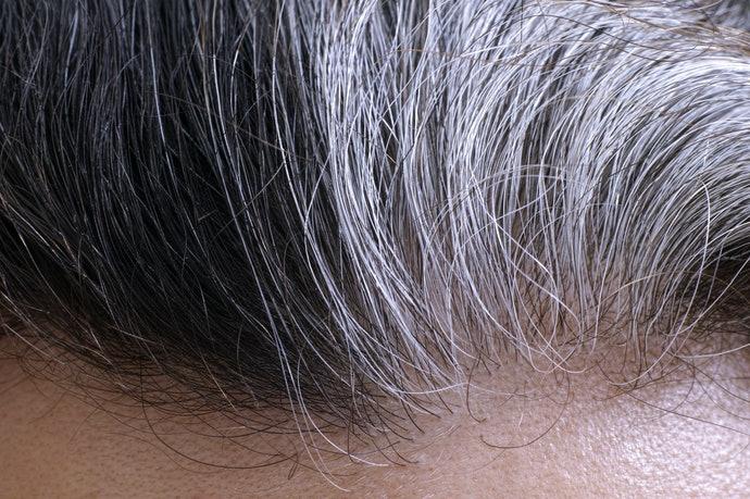 能逐漸回復髮色的漸進式類型